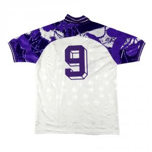 1994-95 Fiorentina Maglia Away #9 Batistuta XL