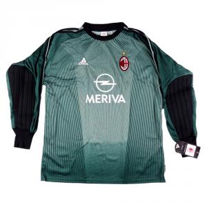 2003-04 Ac Milan Maglia Portiere L *Nuova