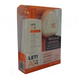 Leti At4 Shampoo 250ml Set 2 Parti 2019