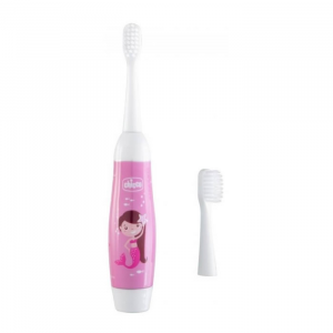 Chicco  Electric Toothbrush 36 Months Pink