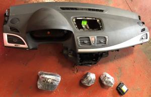 Kit Air Bag usato Renault Megane 3à serie dal 2008> 1.6 16V