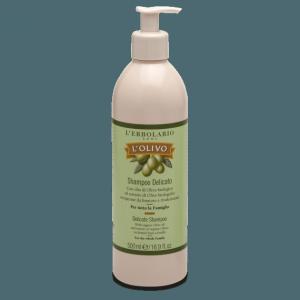 Shampoo Delicato L'Olivo L' Erbolario 500 ml