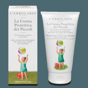 La Crema Protettiva dei Piccoli Giardino dei Piccoli L'Erbolario 150 ml