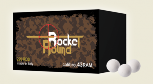 Scatola Round Rocket 220 pz