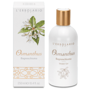 Bagnoschiuma Osmanthus L'Erbolario 250 ml