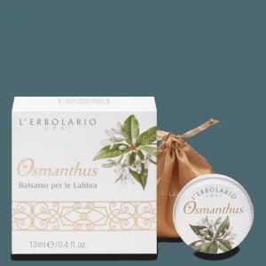 Balsamo Labbra Osmanthus L'Erbolario 13 ml