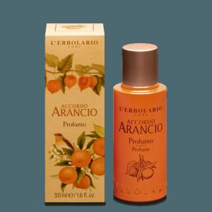 Profumo Accordo Arancio L'Erbolario 50 ml