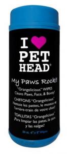 Pet Head Il mio Paws Rock (Salviettine Multifunzione