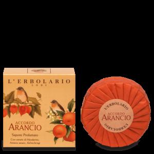 Sapone Profumato Accordo Arancio L'Erbolario 100 gr