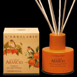 Accordo Arancio Fragranza x Legni Profumati 125 ml