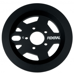 Federal Amg Guard Sprocket | Colore Black