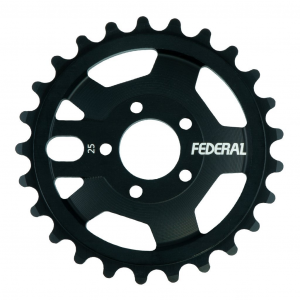 Federal Amg Sprocket Bmx | Colore Black