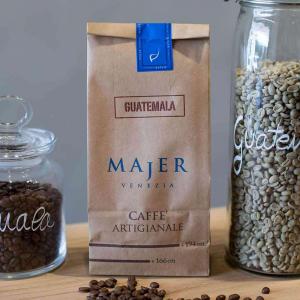 Caffè Majer in grani Guatemala  -  250gr