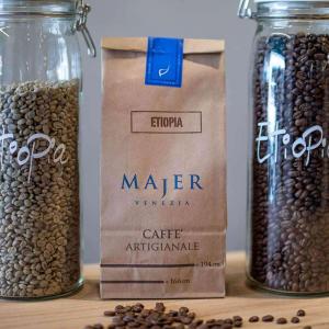 Coffee beans Majer Etiopia - 250gr