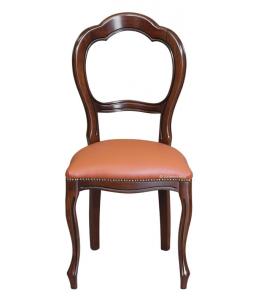 Sedia classica in legno di faggio 'Arco'