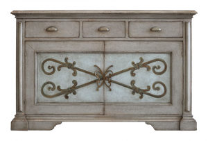 Credenza Rusty butterfly