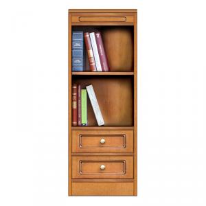 Collezione 'Compos' - Libreria con 2 cassetti
