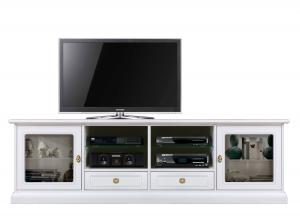 Mobile porta tv 'Simple line'