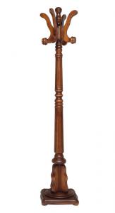 Appendiabiti in legno massello