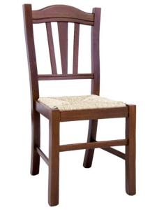 Sedia classica per l'uso quotidiano
