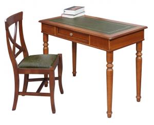 Composizione scrittoio e sedia