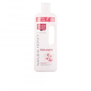 Natural Honey Moisturizing Shower Gel 1500ml