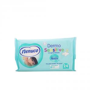 Nenuco Salviettine Dermo Sensitive 24 Unità