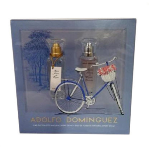 Adolfo Dominguez Agua De Rosas Eau De Toilette Spray 30ml Set 2 Parti 2017