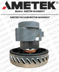 Saugmotor AMETEK 063400037 für Staubsauger und trockensauger