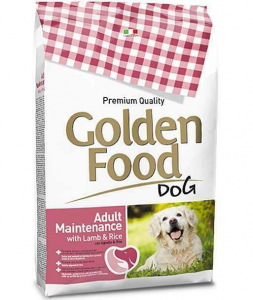 Golden Food Adult Maintenimento agnello e riso 12,5 kg per cani