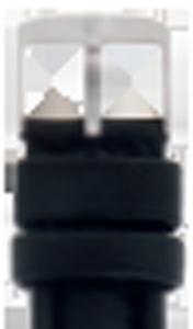 Cinturino Luminox in pelle nera - 24 mm