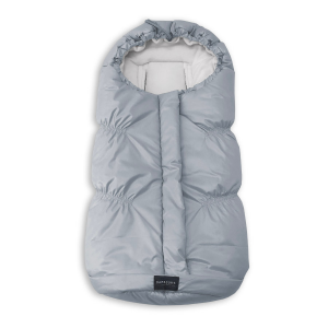 Sacco invernale per ovetto/carozzina Bamboom IGLOO MINI Light Blue