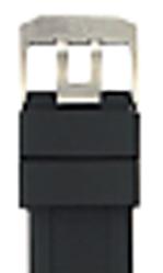 Cinturino in gomma NBR - 23 mm