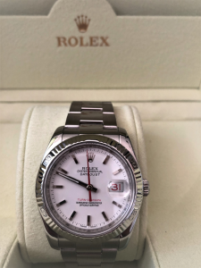 Orologio secondo polso Rolex Datejust Turn-O-Graph
