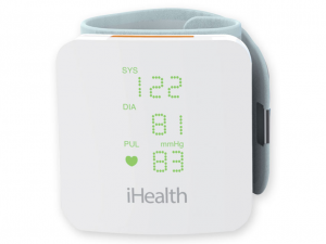MISURATORE PRESSIONE iHEALTH VIEW BP7S DA POLSO CON DISPLAY - BY GIMA