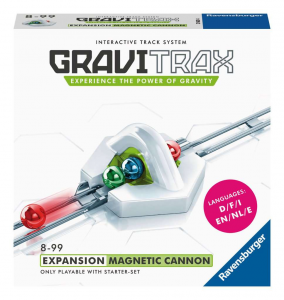 RAVENSBURGER 27600 GRAVITRAX MAGNETIC CANNON