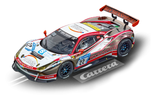 CARRERA DIGITAL 132 FERRARI 488 GT3 WTM RACING NO. 22