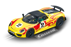 CARRERA DIGITAL 132 PORSCHE 918 SPYDER  No. 2 cod. 20030877