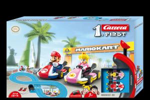 CARRERA FIRST NINTENDO MARIO KART cod. 20063024