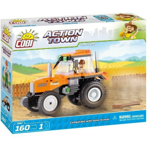 COBI TRATTORE ACTION TOWN 160 PCS 094272
