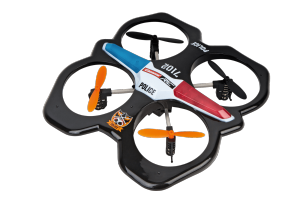 CARRERA RC QUADROCOPTER POLICE 370503014