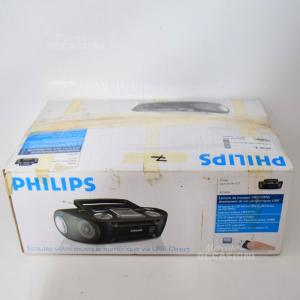 Stereo Philips AZI834 Funzionane
