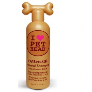 I love Pet Head Shampoo Oatmeal - pelli sensibili