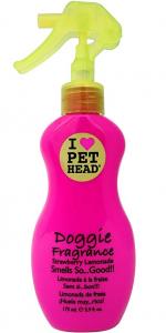Pet Head Doggie Fragrance - Spray limone e fragola
