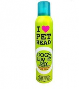 DOGS LUV IT Shampoo a Secco Strawberry Lemonade
