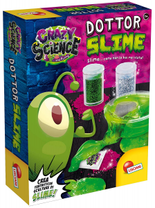 CRAZY SCIENCE DOTTOR SLIME ASS.