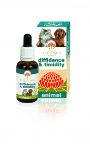 DIFFIDENCE & TIMIDITY Essence Animal