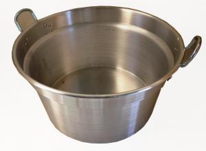Caldaia Pesante In Alluminio Senza Coperchio da 20cm a 44cm