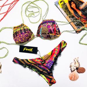 Bikini triangolo e slip brasiliano Papunya Effek