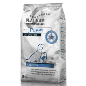 Crocchette Platinum puppy chicken senza glutine